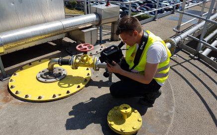 gascamera, gascamera services, biogas holland, ekwadraat
